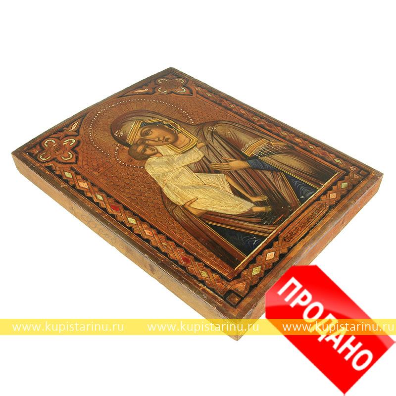 , икона для беременных, купить икону ...: kupistarinu.ru/ikony-derevjannye/ikona-bogorodicy-feodorovskaja...
