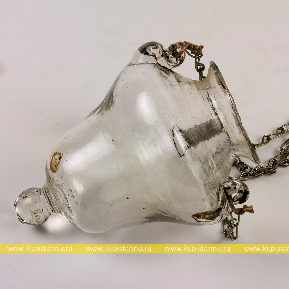 наличии запасные лампада стеклянная старинное производство в россии сотрудников, подтвержденная