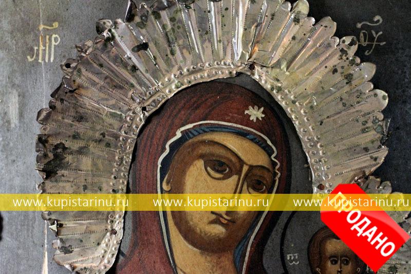 икона, щепная икона Смоленская ...: kupistarinu.ru/arhiv/starinnaya-derevyannaya-ikona-shepnaya-ikona...